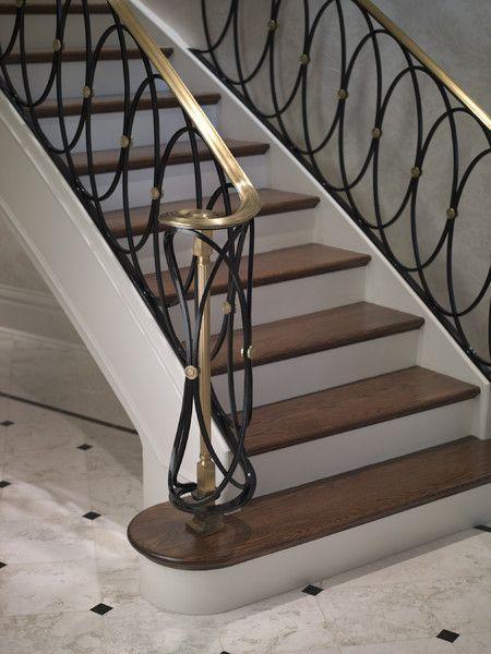 Laura Barnett Design charisma design #staircaserailings