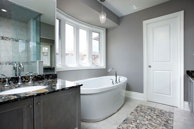 Today's Trends For Tubs And Showers  Columbus Dispatch Events Entrancing Small Gray Bathroom Design Ideas