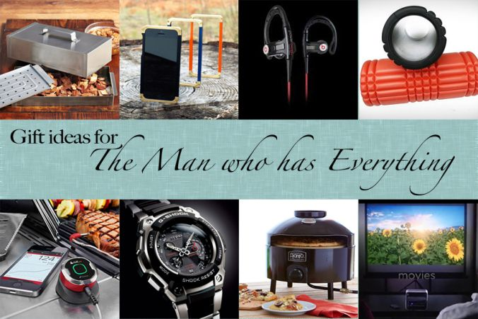 Gift Ideas For A Man Who Has Everything Creative Your Husband Fathers Day Birthday