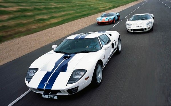 Will We See A New Ford Gt In 2015 Ford Gt Super Cars Cars