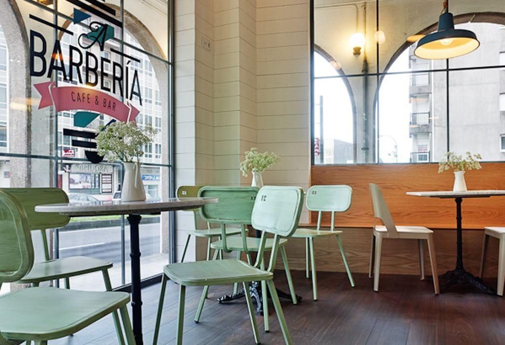 Ideas para decorar restaurantes vintage restaurantes for Ideas decoracion restaurante