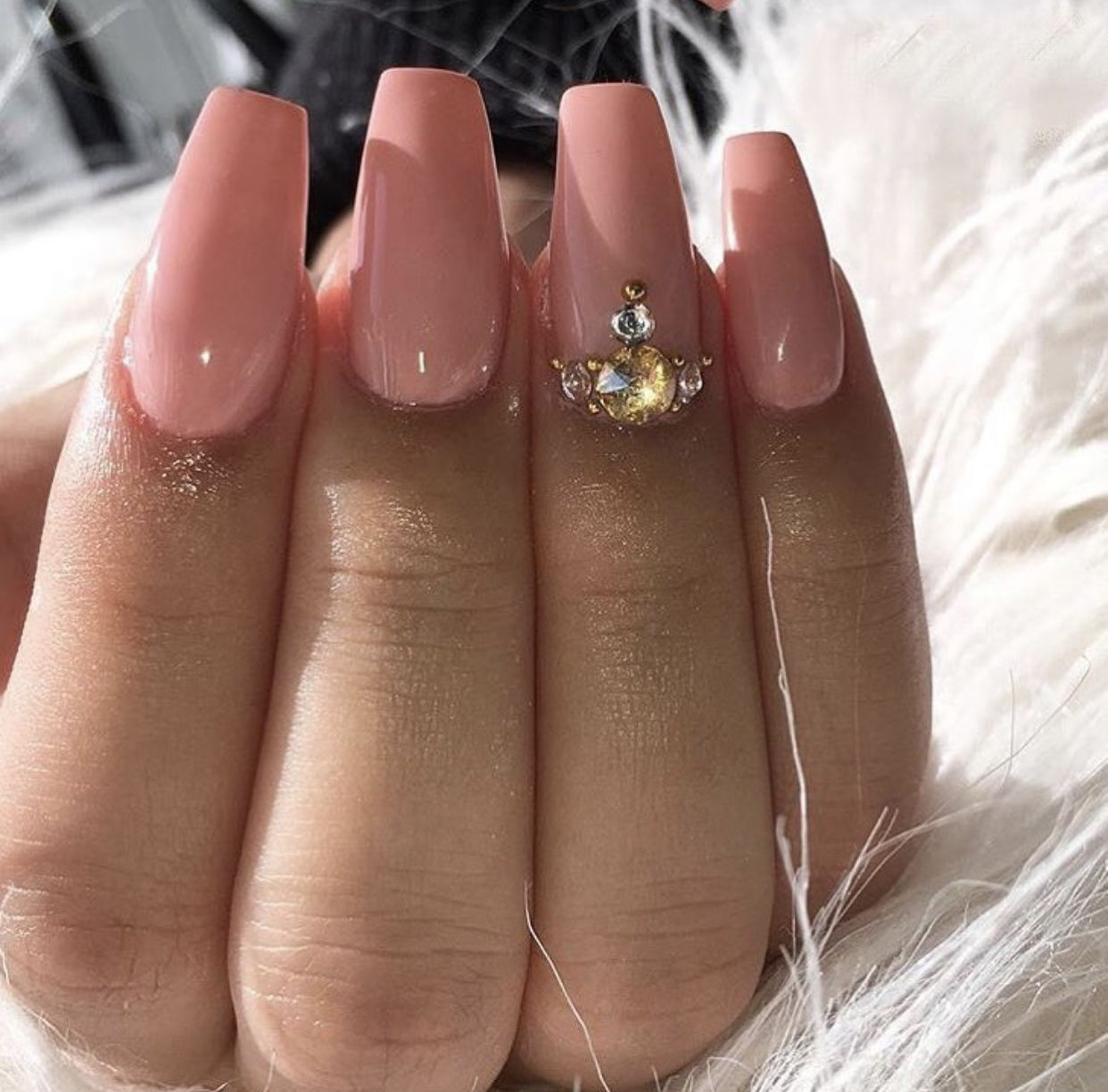 Pin by Daddy's Girl on You Nailed It Nails, My nails