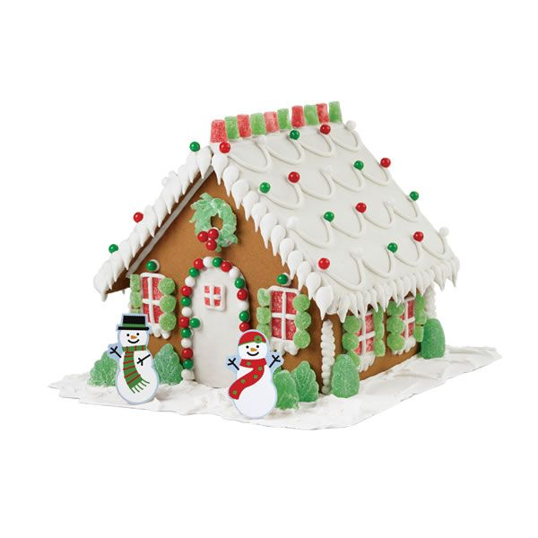 Wilton gingerbread house icing decorations