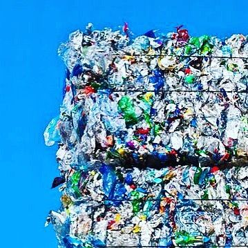 Less than 10% of plastic trash is #recycled  compared to almost 90% of metals  because of the massively complicated problem of finding and sorting the different kinds. Re-post by Hold With Hope