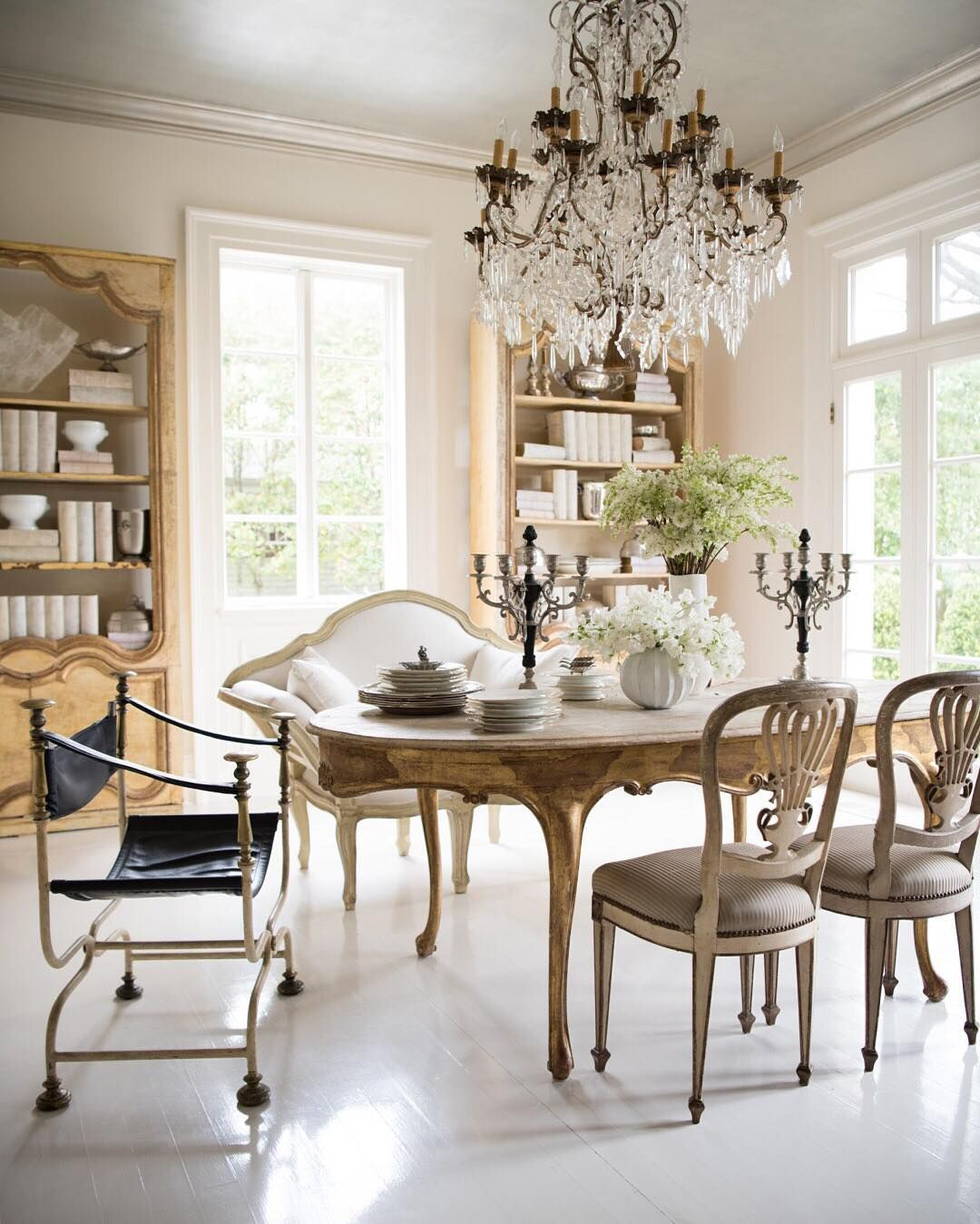 See This Instagram Photoonekingslane  4099 Likes  Dining Captivating White Oval Dining Room Table Inspiration