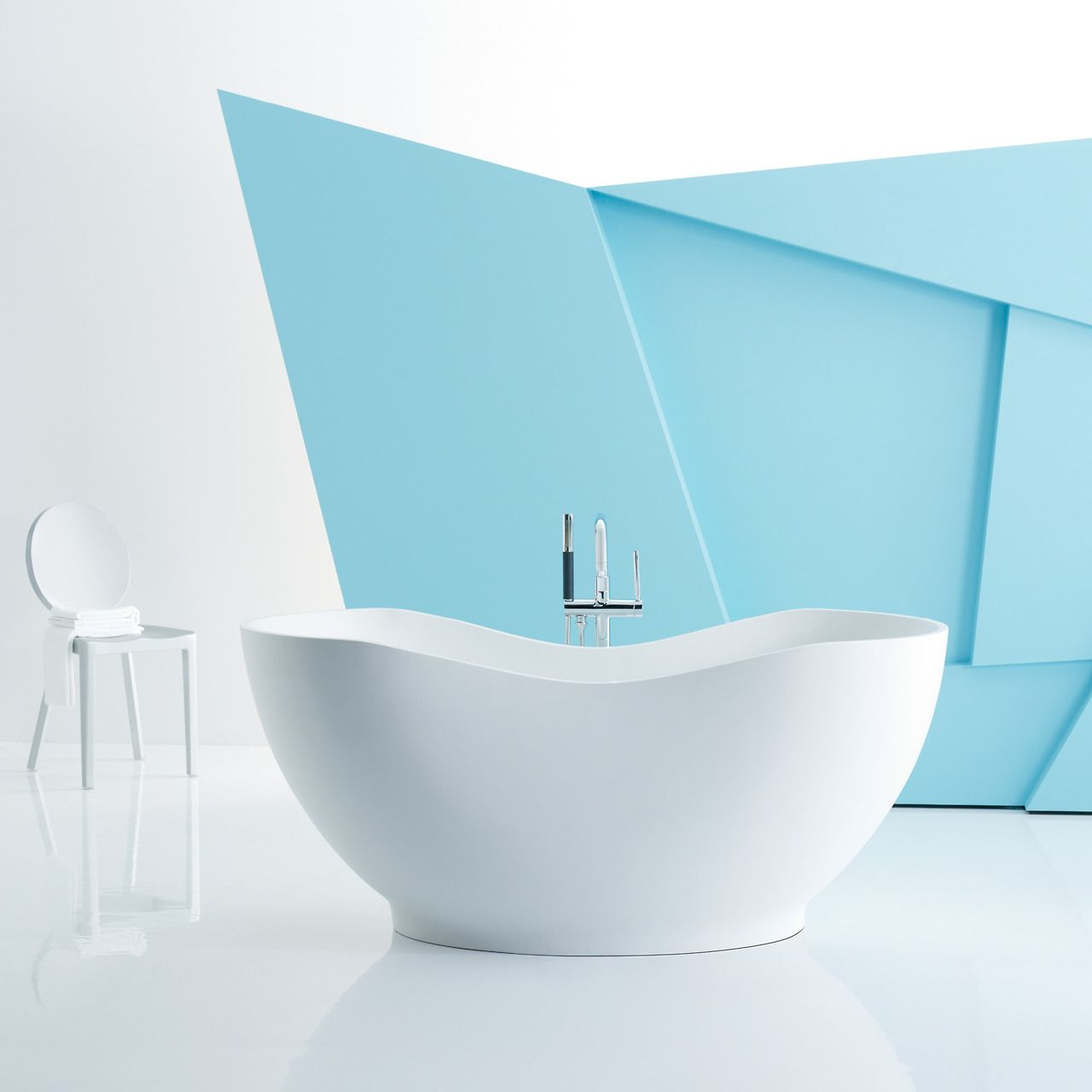 Abrazo freestanding bath | BATHROOMS | Pinterest | Freestanding bath ...