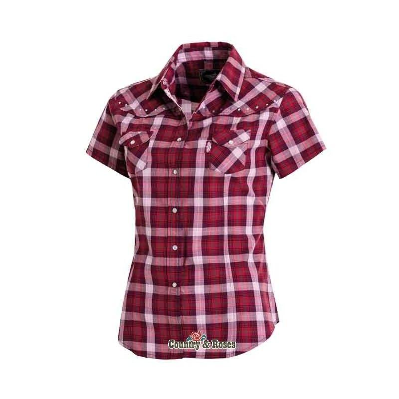 Resultado de imagen para blusas en escocesa  af3bf4629790
