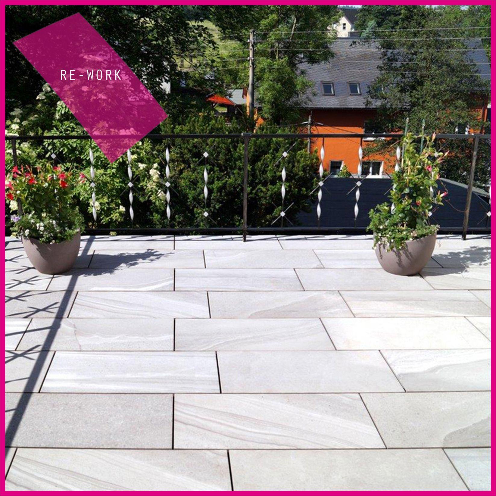 terrazzo con la nostra collezione re-work // #terrace with our re