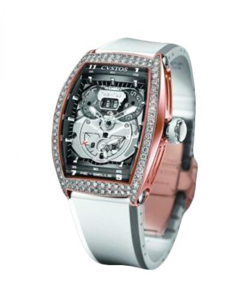 Часы Cvstos RG-D-Silver Re-Belle