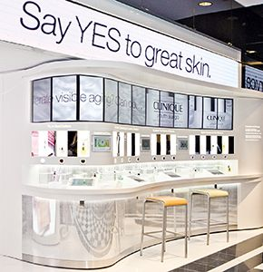 When Are We Bringing This Design To Texas Ha That S Awesome 3 Clinique Retail Design Design