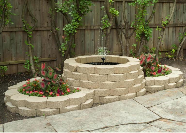 25 Best Simple Design Beautiful Above Ground Pond 20