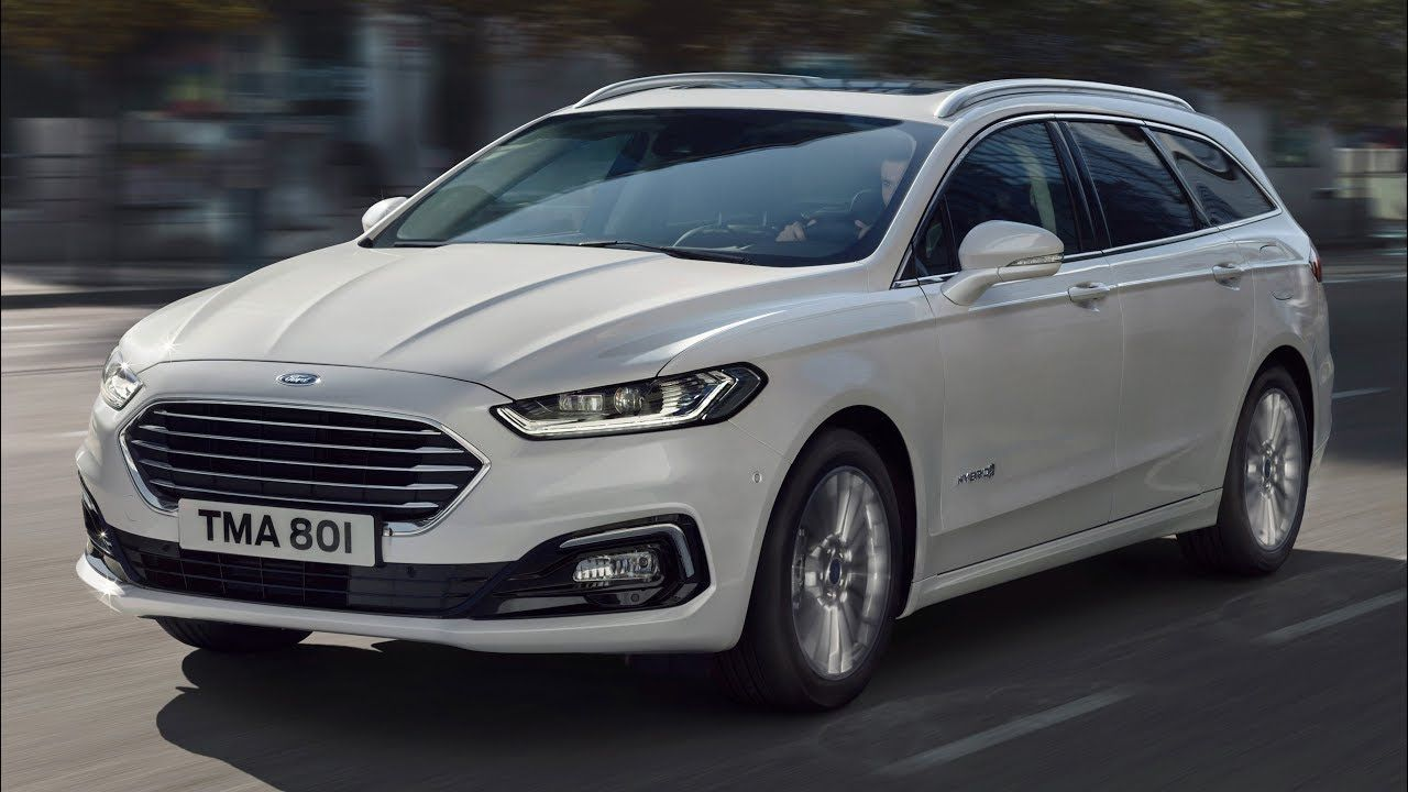 2019 Ford Mondeo Wagon Hybrid Ford Mondeo Wagon Ford Mondeo 2019 Ford