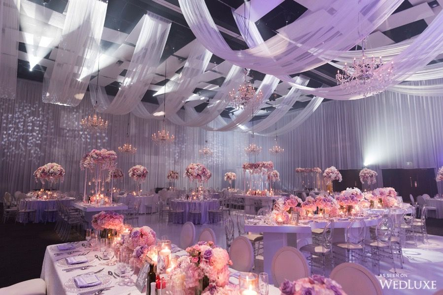 Wedluxe A Dreamy Lilac And Silver Wedding Photography By