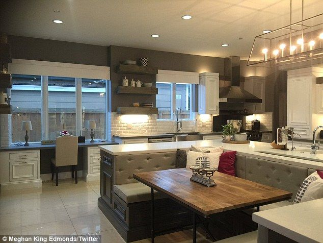 Real Housewives's Meghan King Edmonds reveals her kitchen ...