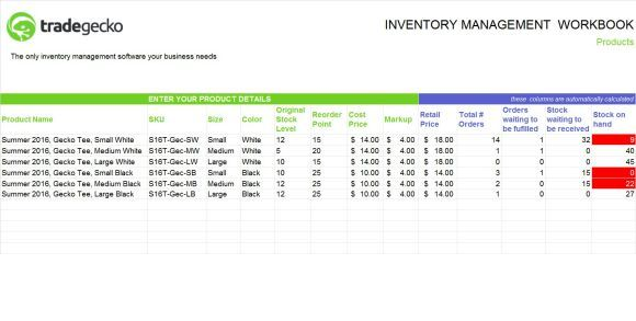 Inventory Spreadsheet Template For Numbers Inventory Sheet
