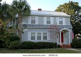 Gray House White Shutters Grey Exterior Colors Paint Dark