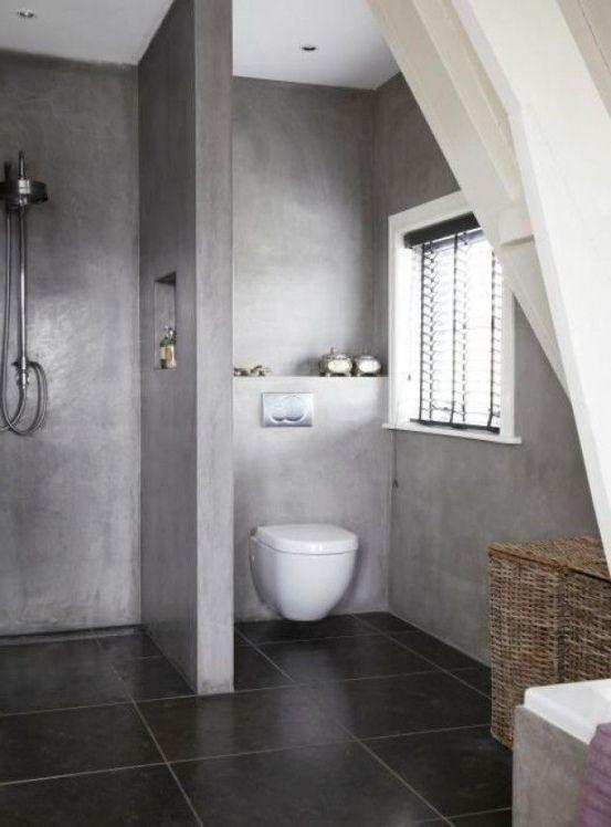 Bildergebnis für kleine badkamer inloopdouche | Architecture and ...