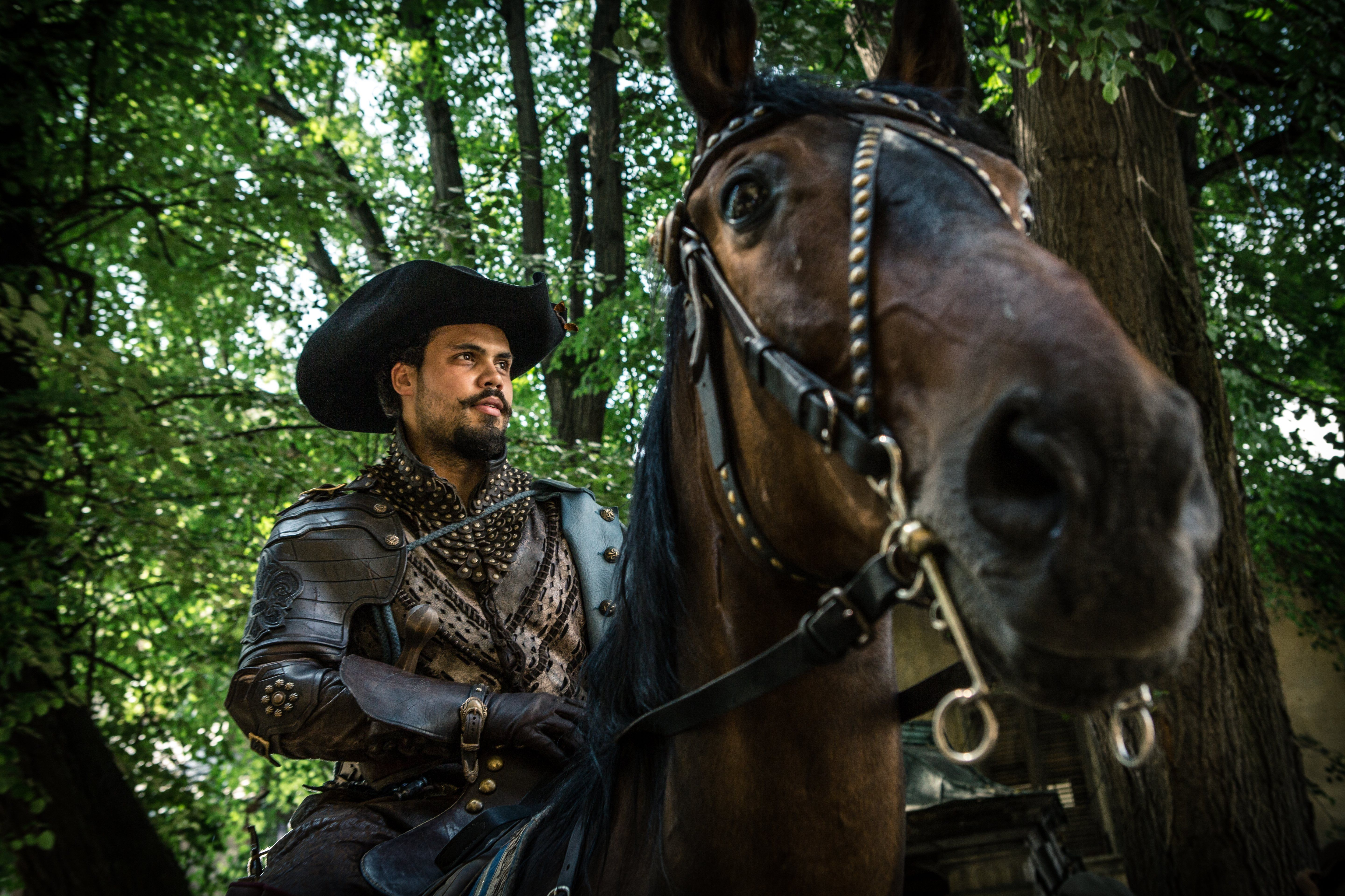 The Musketeers - Season 1 Episode 7 Still