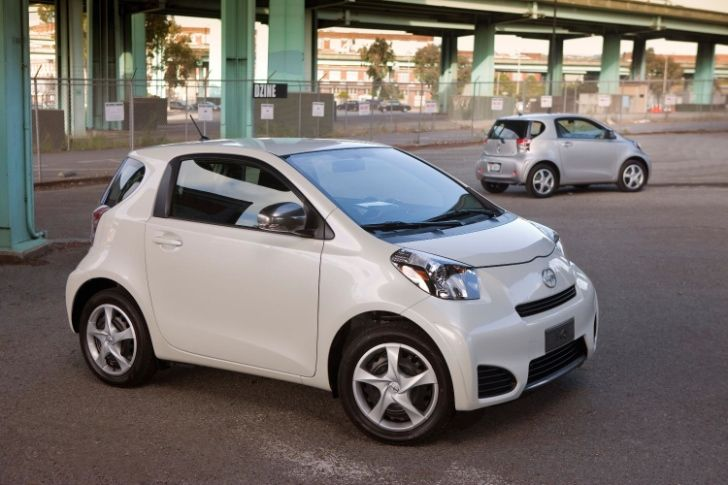 Scion Iq Is The Most Fuel Efficient Non Hybrid