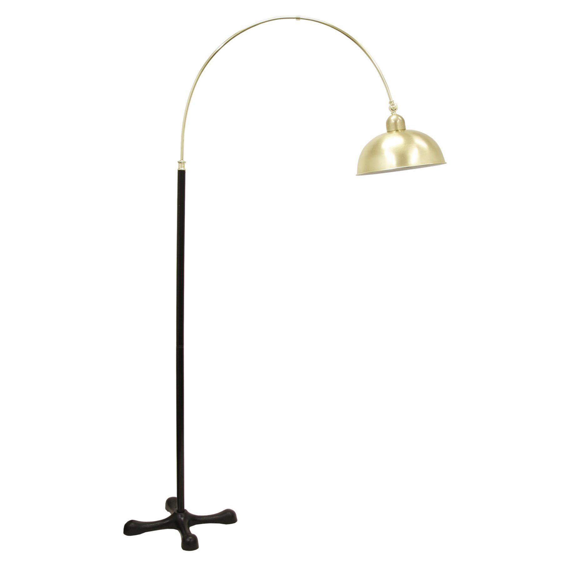 Decor Therapy Gage Pl3901 Floor Lamp Decor Therapy Brass Floor