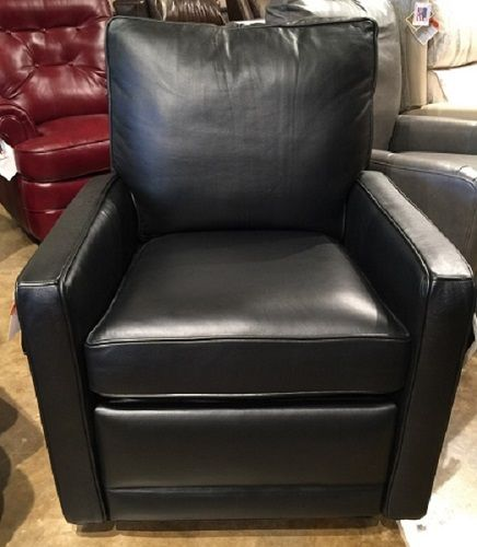 laconica 7050sg wall hugger recliner by bradington young leather