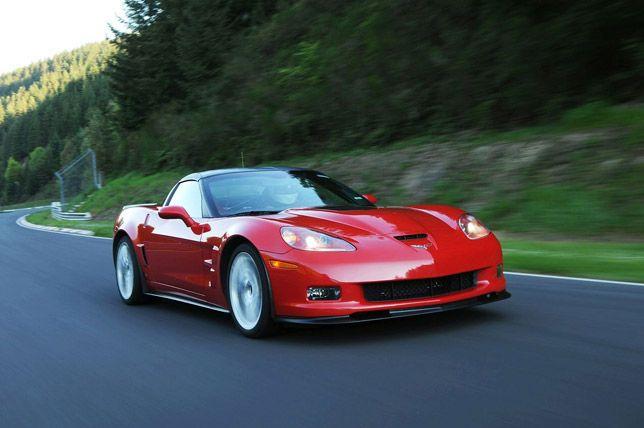 2012 Chevrolet Corvette Zr1 On The Nurburgring Video 7 19 63