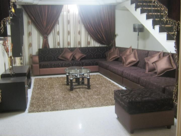 salon marocain moderne 2014 plafond platre pinterest salon marocain and salons. Black Bedroom Furniture Sets. Home Design Ideas