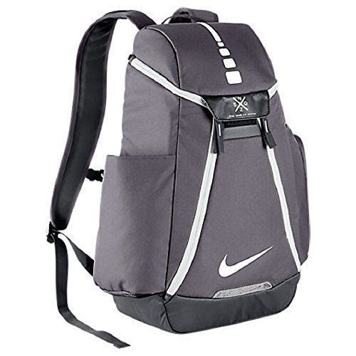 san francisco 717ab f32a9 Nike Hoops Elite Max Air Team 20 Basketball Backpack CharcoalDark GreyWhite    This is an Amazon Affiliate link. Click on the image for additional  details.