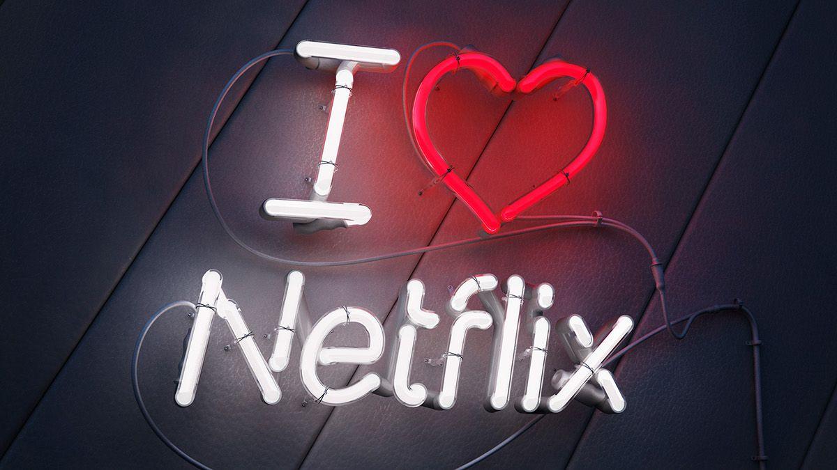 I love Netflix on Behance   Photo manipulation art ...