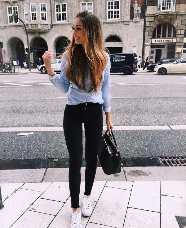 974adb5dd3 14 Outfits para adolescentes que quieren verse más maduras en 2019 ...