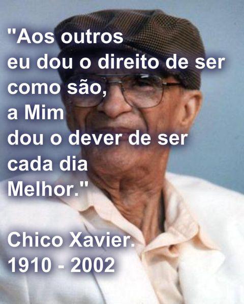 Chico Xavier Fathi Pensamentos Espiritas Mensagens Maravilhosas