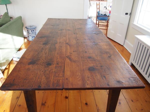 For Sale Is Out Beautiful Large Farmhouse Style Dining Room Table It Made