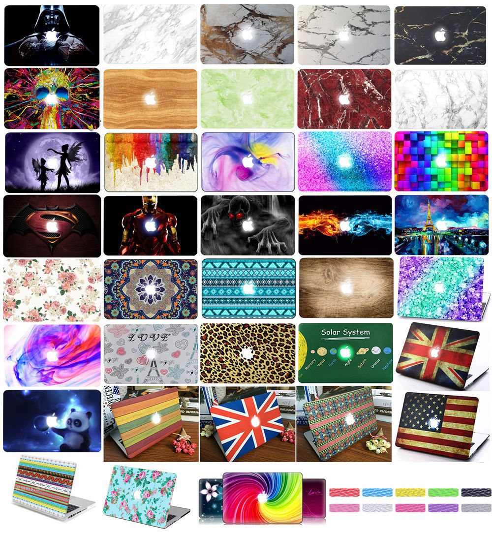 buy online 41878 2112e 6.9AUD - Crystal Matte Hard Cases Cover For Macbook Air Pro Retina ...