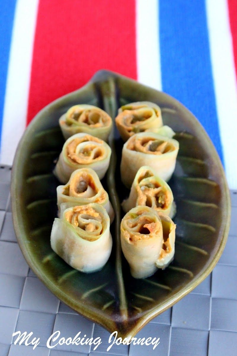 My Cooking Journey: Cucumber Rolls – Cucumber Roll Ups