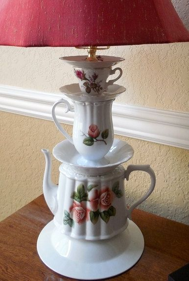 crafts teapot lamp sweet project paul magazine