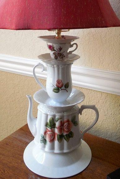 teapot lamp com repurposed life myrepurposedlife lamps my