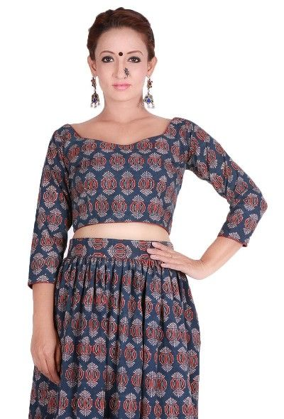 601a0a361df8f5 Woman Shirt · Tops Online Shopping, Crop Tops Online, Blouse Online, Two  Piece Skirt Set,