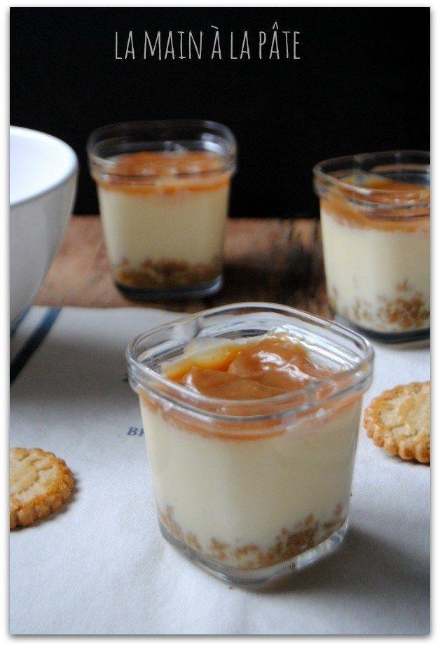 Cheesecakes au caramel au beurre salé (Multi-délices ou ...