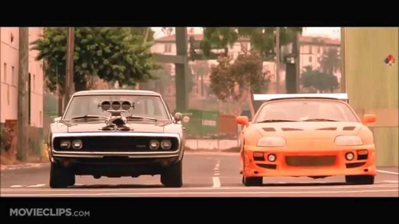 Velozes E Furiosos Brian Vs Toretto Los Bandoleros Hd