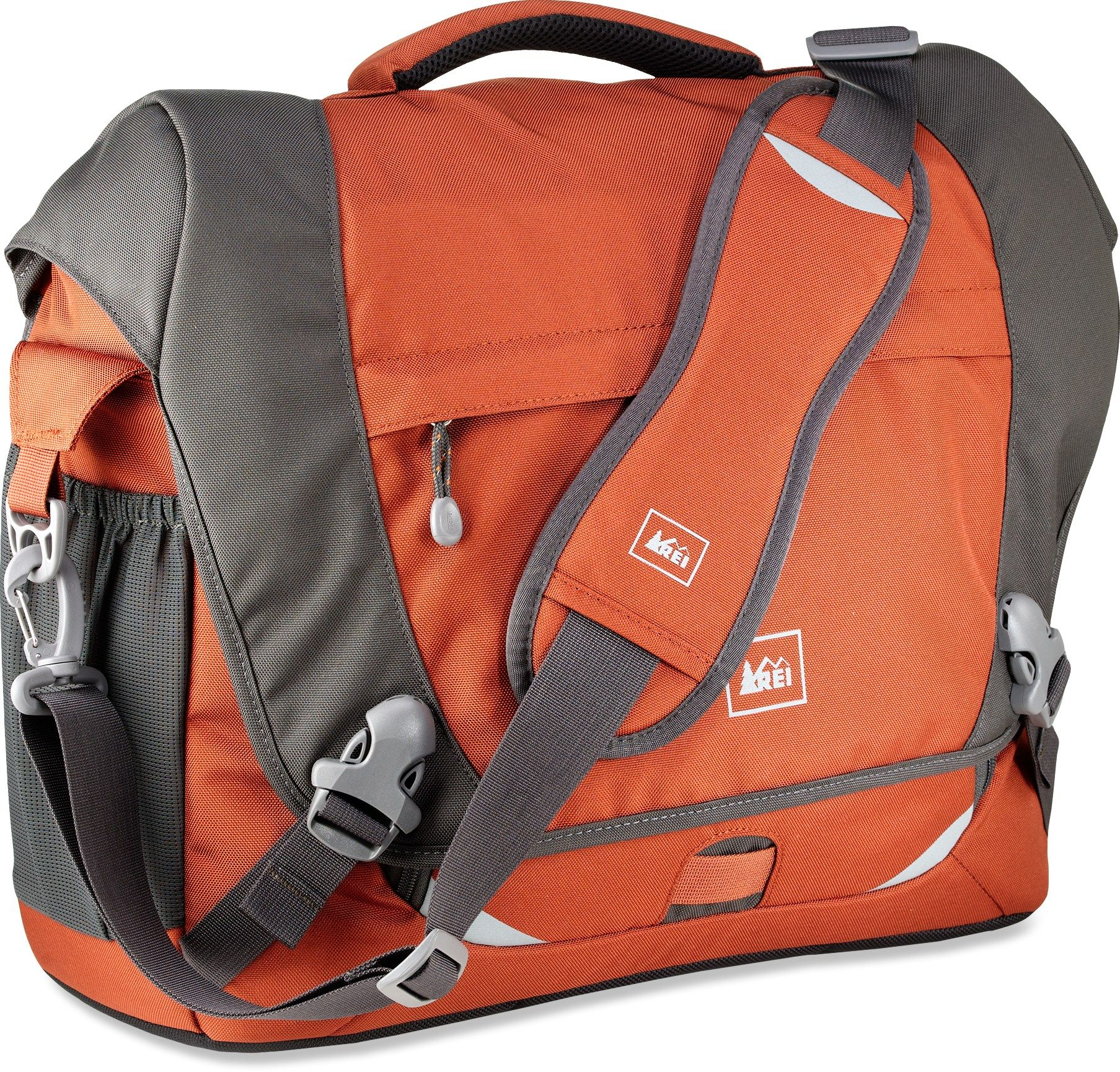 Rei Quantum Messenger Bag Also In Available A 2 Tone Grey 84 50
