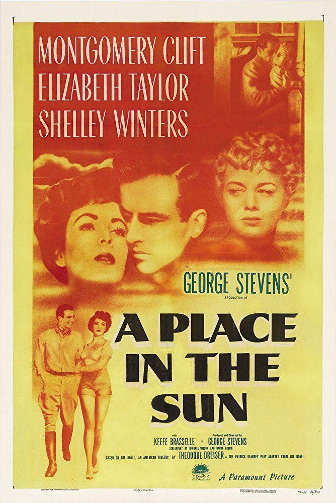 Paikka auringossa (1951)