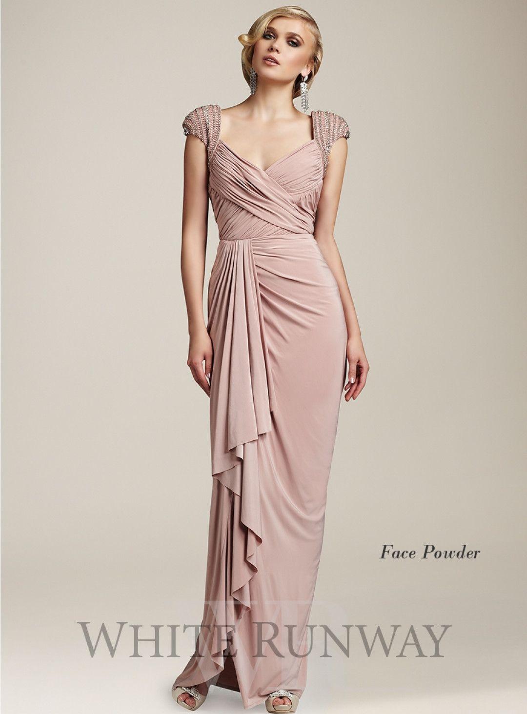 Breanna Dress | Nude Bridesmaids | Pinterest