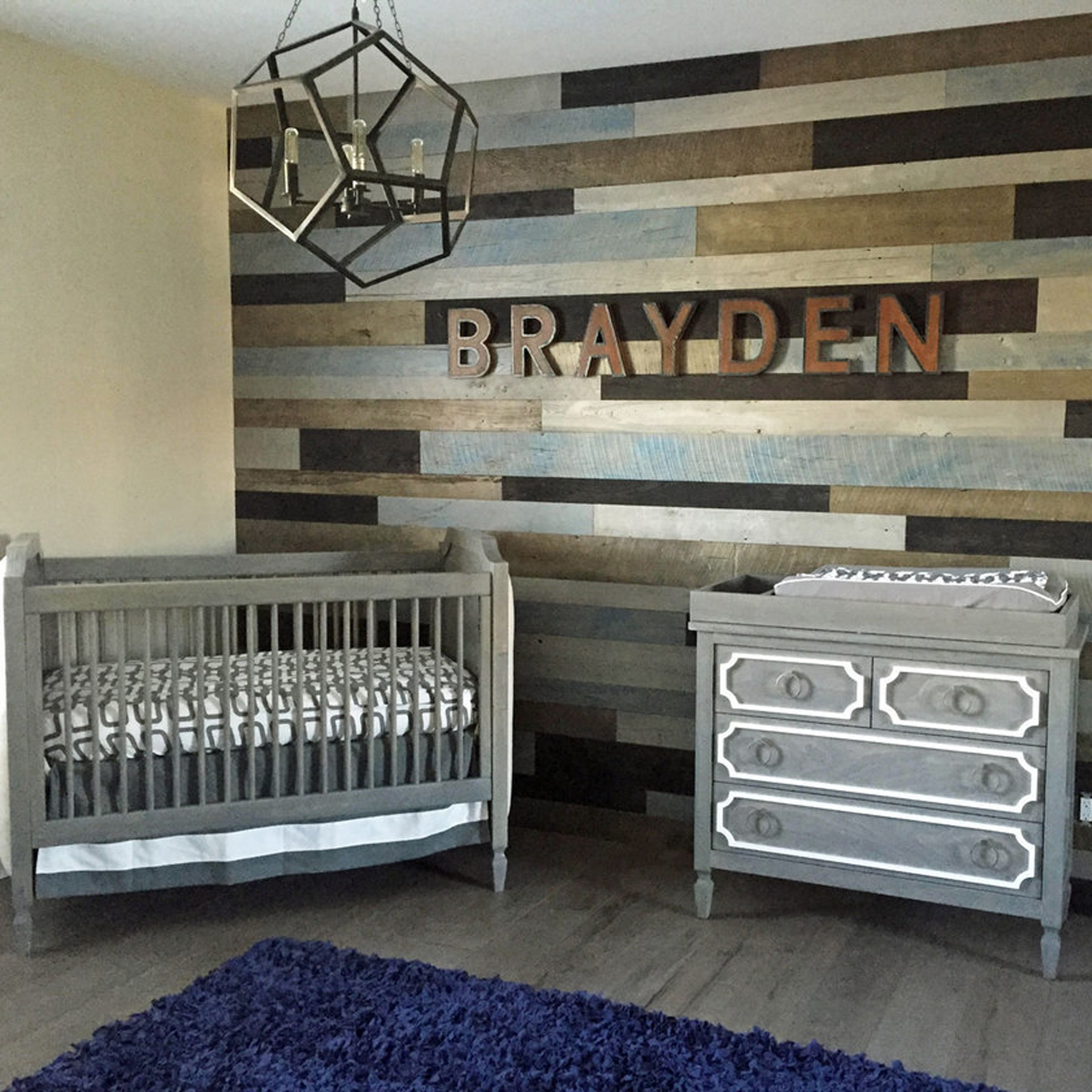 Tarek And Christina Wall Wood Accent Decorations Flip Or Flop: Tarek And Christina Oilo NurseryZ