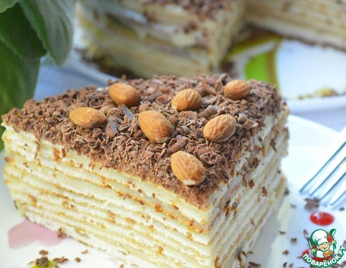 рецепты тортов с фото поваренок ру запросто демонстрирует