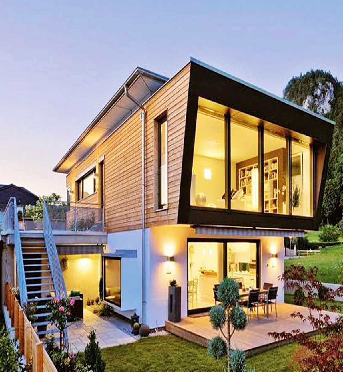 36 Best Scandinavian Style Home Exterior Design Trends 2020 House Designs Exterior Facade Design Facade House
