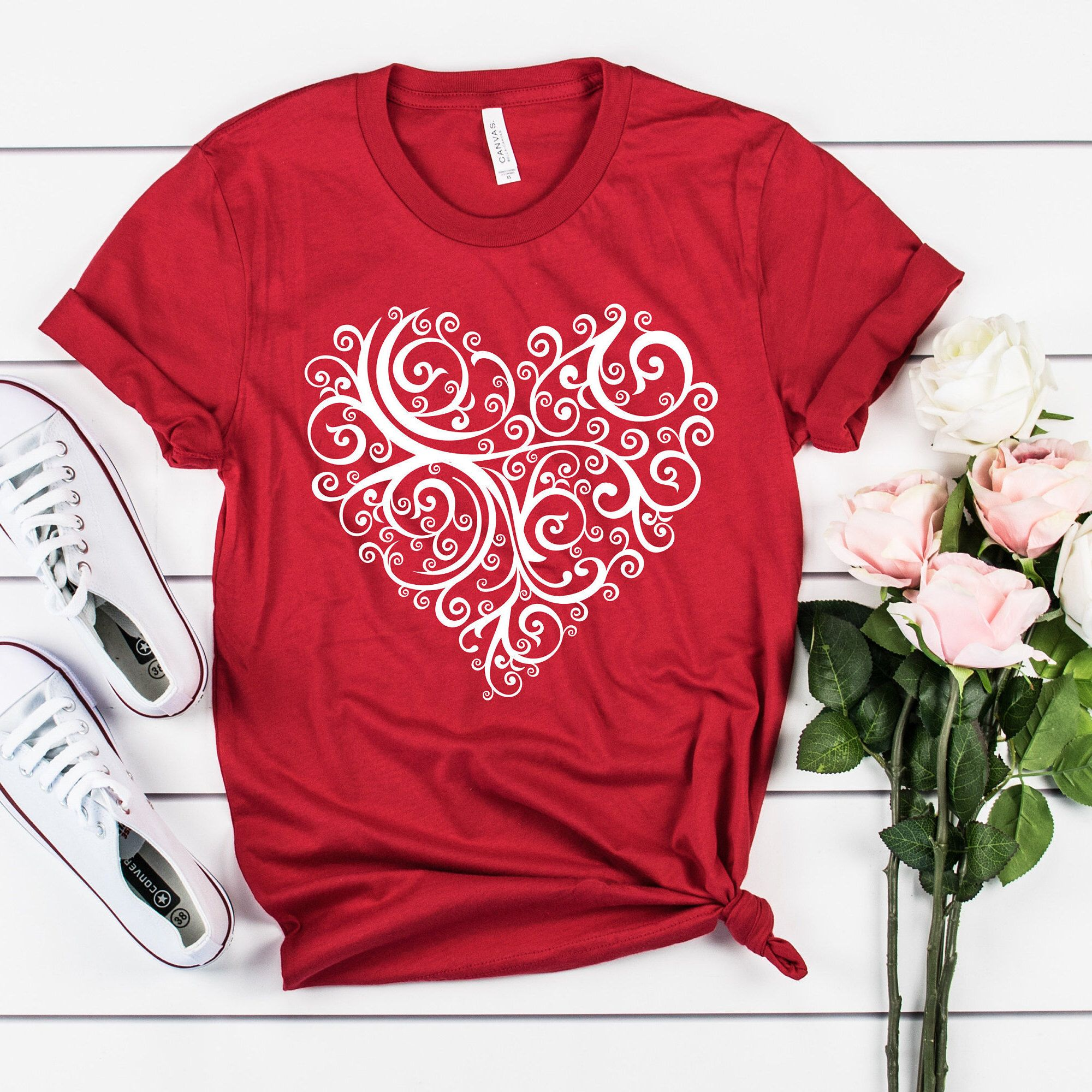 Pin by Amanda on Shirts in 2020 | Valentines shirt ...