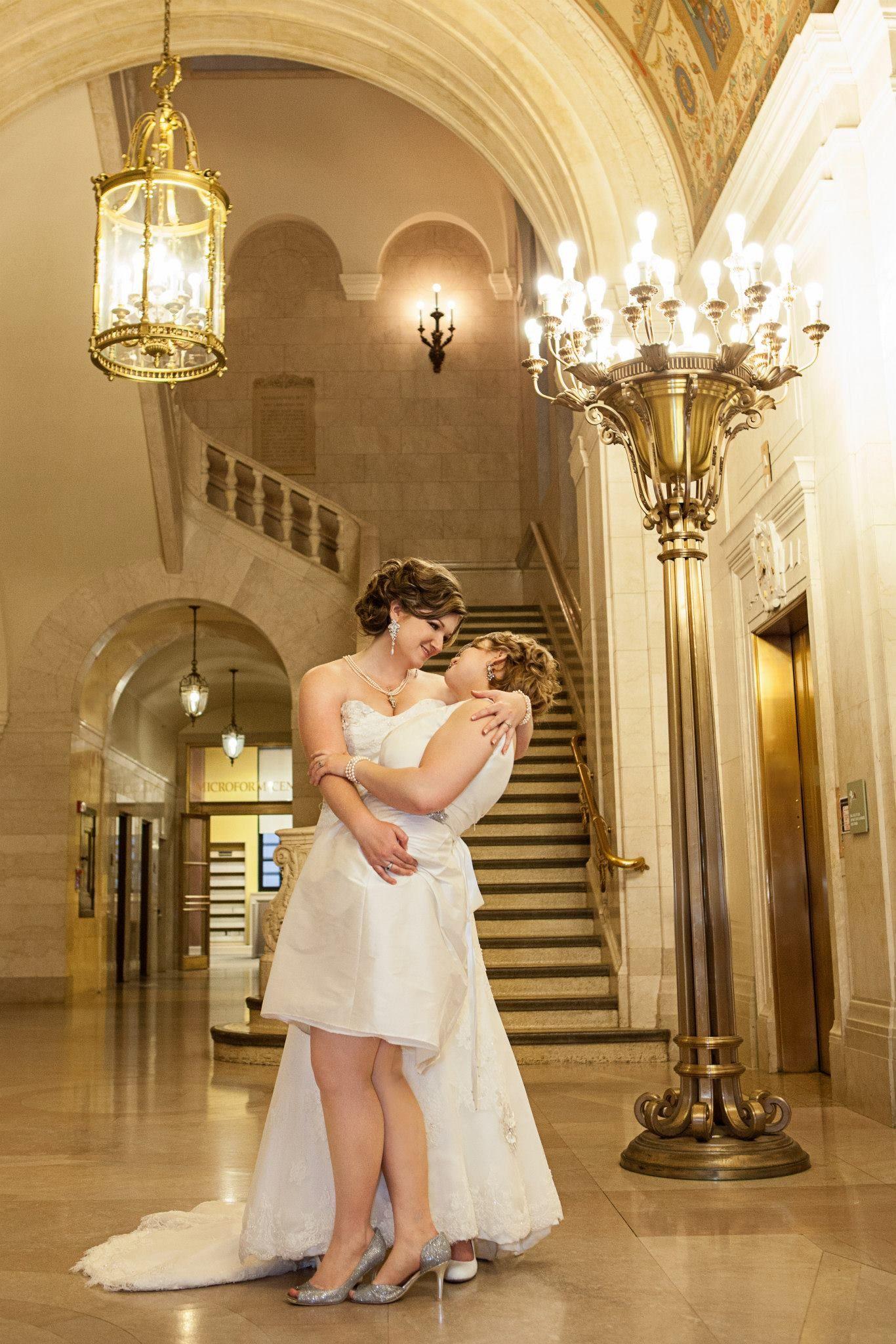 Wedding: Alexis & Corinne
