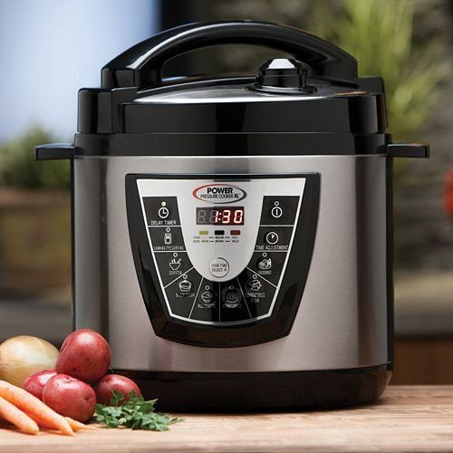 How To Cook Mashed Potatoes In The Power Pressure Cooker Xl