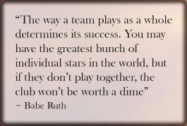 Babe Ruth Inspirational Quote - #Baseball #MLB #Yankees