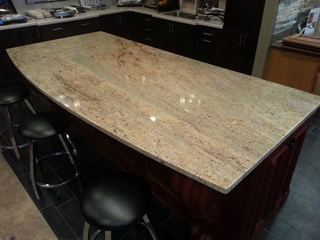 Millenium Cream Granite Countertop Yahoo Image Search Results